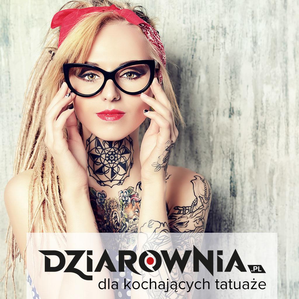 Tatuaże Dla Kobiet I Dziewczyn Damskie Wzory I Galeria Dziarowniapl