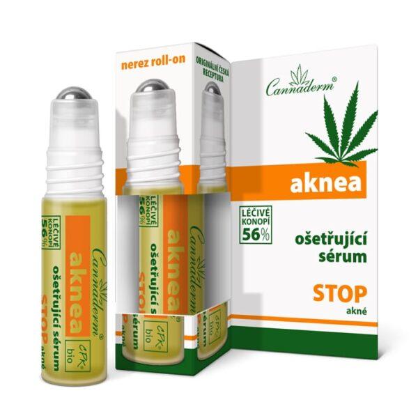 Cannaderm Aknea 56% serum przeciwtrądzikowe 5 ml