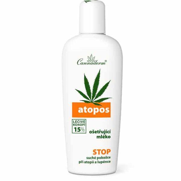 Cannaderm Atopos 15% mleko do ciała 150 ml