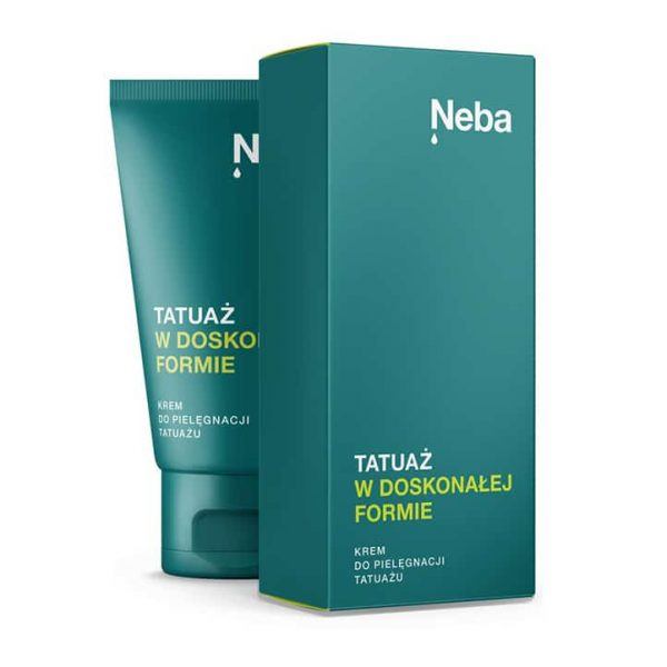 Krem do tatuażu NEBA 50 ml