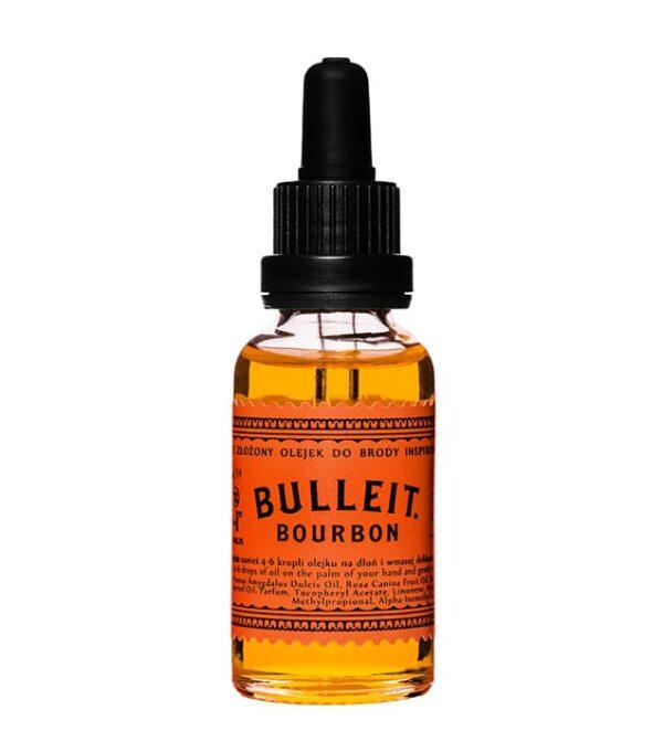 Olejek do brody Pan Drwal X Bulleit Bourbon 30 ml