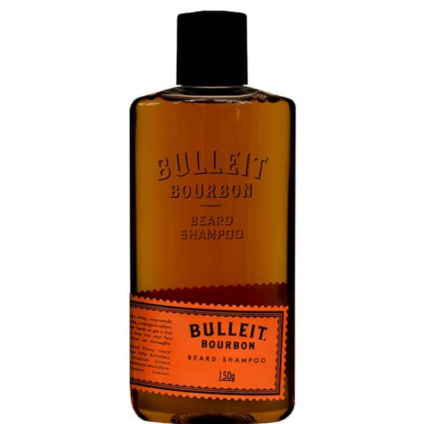 Szampon do brody Pan Drwal X Bulleit Bourbon 150 ml