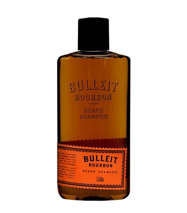 Szampon do brody Pan Drwal X Bulleit Bourbon 150 ml