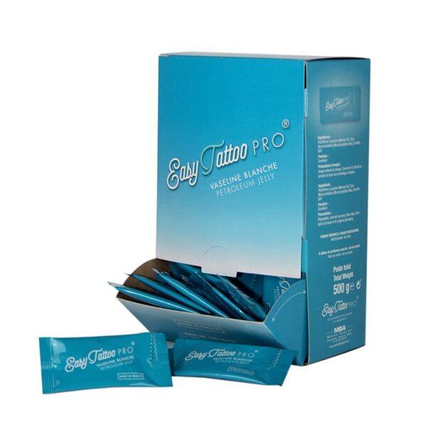 Wazelina EasyTattoo w saszetkach 100 sztuk x 5 gram
