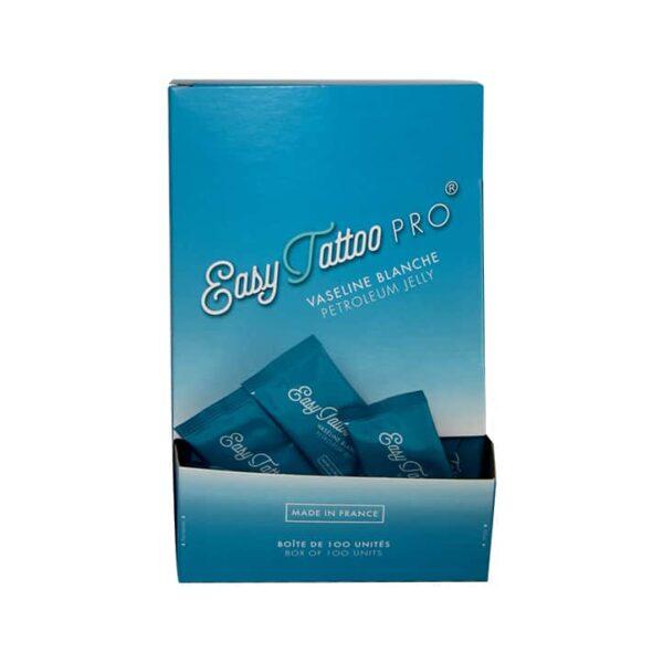 Wazelina EasyTattoo PRO w saszetkach 100 sztuk x 5 gram