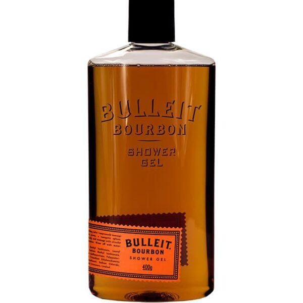 Żel po prysznic Pan Drwal X Bulleit Bourbon 400 ml