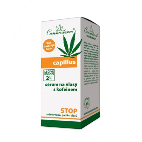 Capillus 2% serum przeciw wypadaniu włosów z kofeiną 40 ml