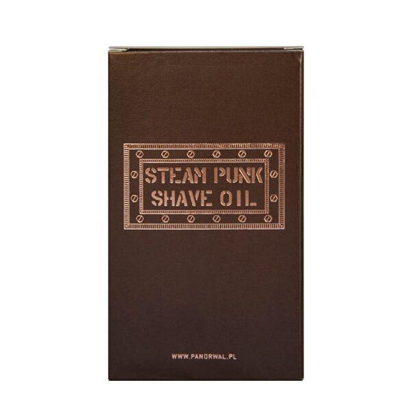 Pudełko Olej do golenia Pan Drwal X Steam Punk 100 ml