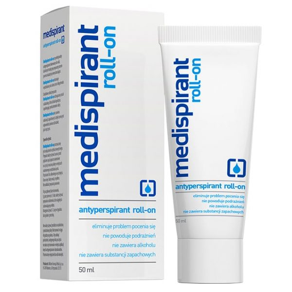 Medispirant antyperspirant ROLL-ON bloker 50 ml