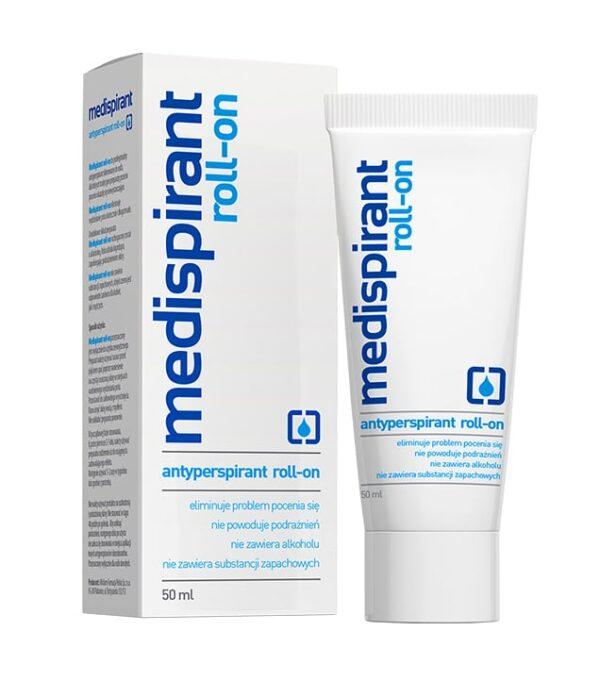 Medispirant antyperspirant ROLL-ON bloker 50 ml