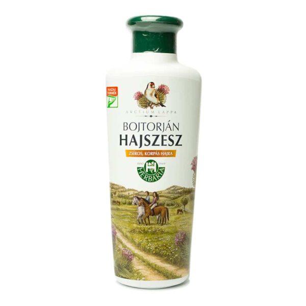 Wcierka Banfi łopianowa Hajszesz do włosów 250 ml